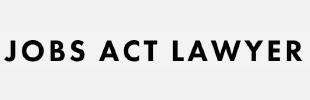 Jobs Act Lawyer